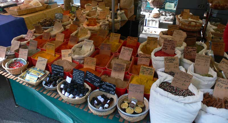 spice up your life in ceret!