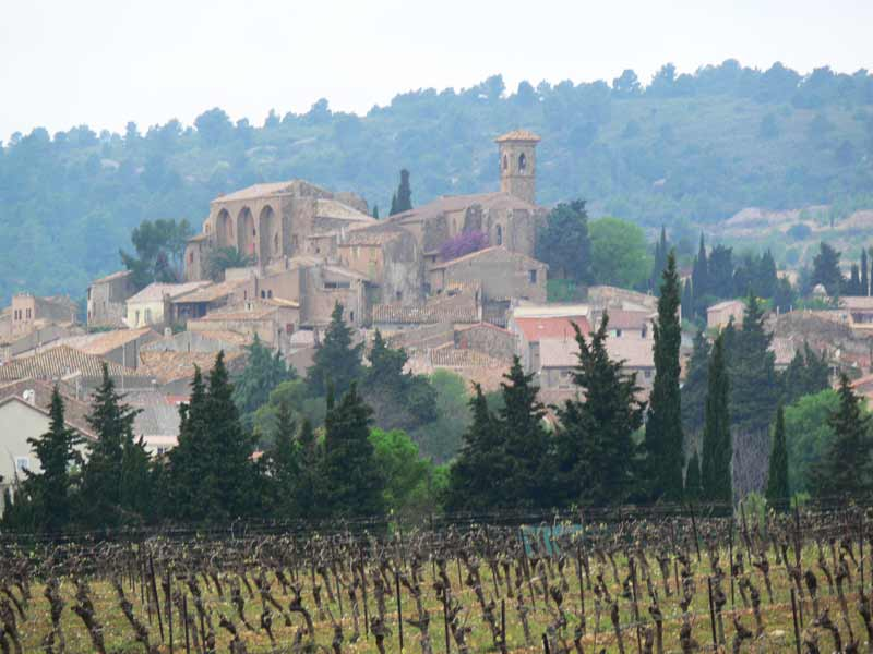 montouliers  tuscany in languedoc  south france  take time off and be inspired