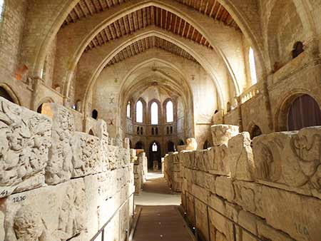 musee lapidaire, roman museum, narbonne